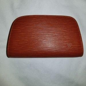 """Louis Vuitton makeup pouch 6.5""""Lx4""""H"""